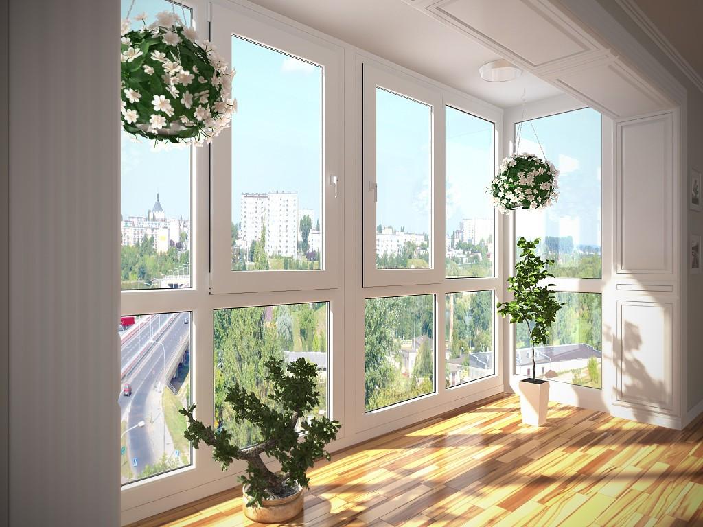 Купить пластиковые окна в Москве